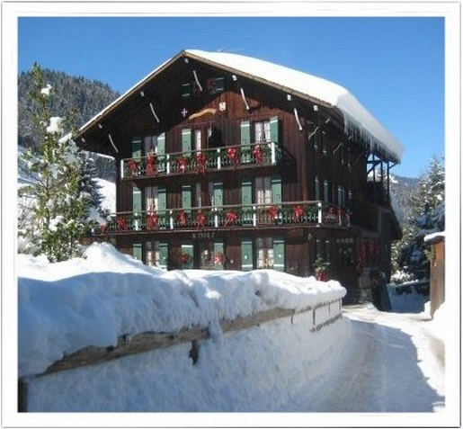 Chalet for rent in Morzine